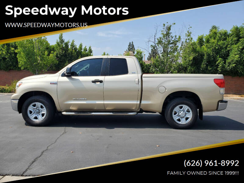 2010 Toyota Tundra for sale at Speedway Motors in Glendora CA