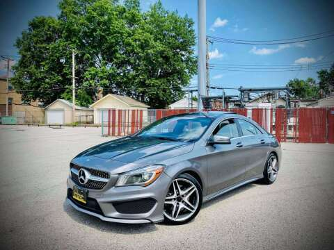 2014 Mercedes-Benz CLA for sale at ARCH AUTO SALES in Saint Louis MO