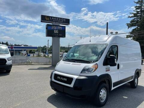 2020 RAM ProMaster Cargo for sale at Lakeside Auto in Lynnwood WA