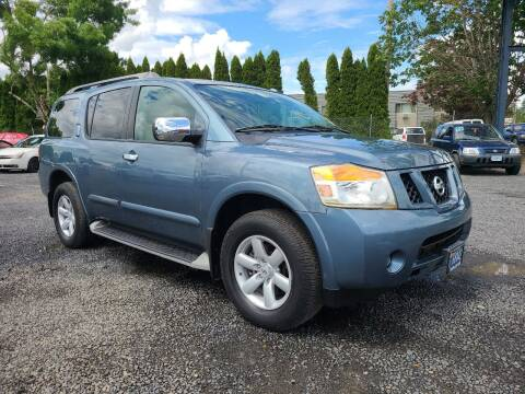 2011 Nissan Armada for sale at Universal Auto Sales in Salem OR
