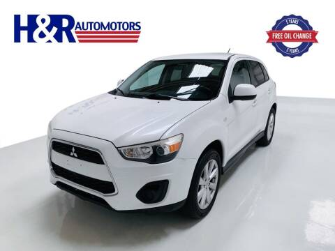 2014 Mitsubishi Outlander Sport for sale at H&R Auto Motors in San Antonio TX