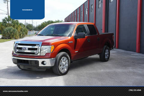 2014 Ford F-150 for sale at Ven-Usa Autosales Inc in Miami FL
