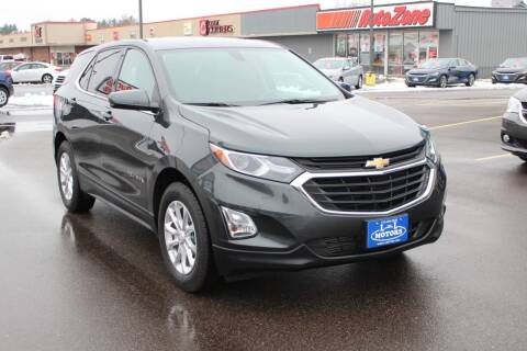 2019 Chevrolet Equinox for sale at L & L MOTORS LLC in Wisconsin Rapids WI