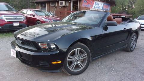 2010 Ford Mustang for sale at Select Cars Of Thornburg in Fredericksburg VA