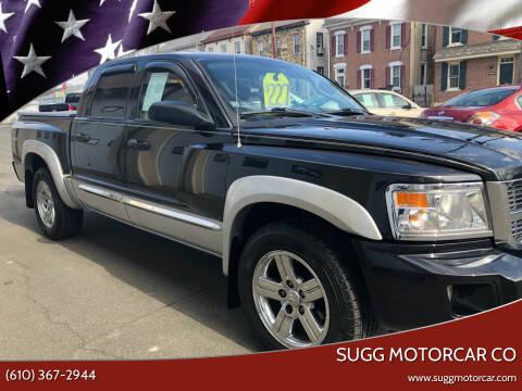 2008 Dodge Dakota for sale at Sugg Motorcar Co in Boyertown PA
