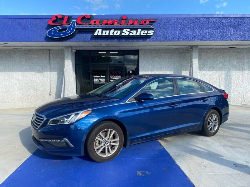 2015 Hyundai Sonata for sale at Global Imports Auto Sales in Buford GA