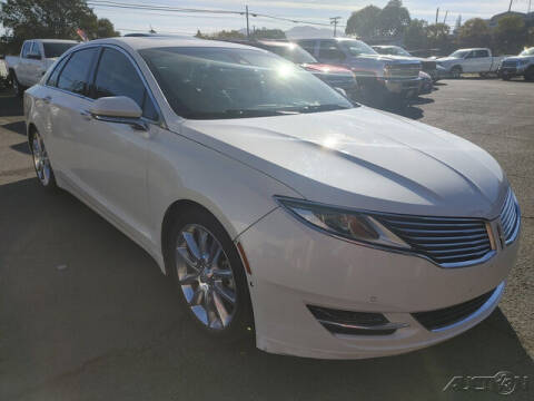 2015 Lincoln MKZ Hybrid for sale at Guy Strohmeiers Auto Center in Lakeport CA