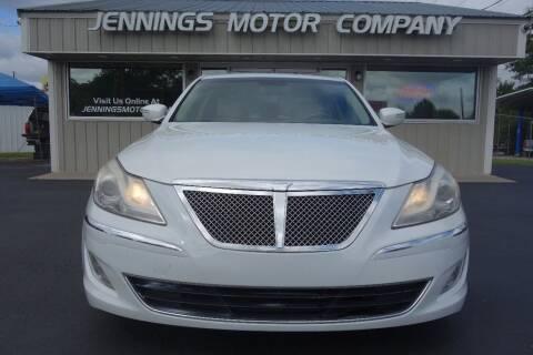 2013 Hyundai Genesis for sale at Jennings Motor Company in West Columbia SC