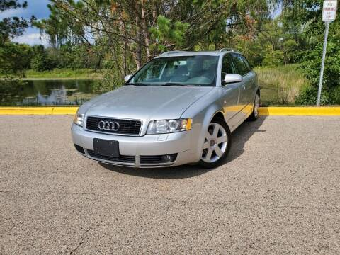 2004 Audi A4 for sale at Excalibur Auto Sales in Palatine IL