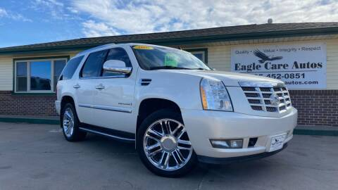 2009 Cadillac Escalade for sale at Eagle Care Autos in Mcpherson KS