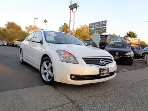 2007 Nissan Altima for sale at Save Auto Sales in Sacramento CA