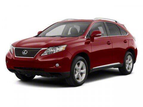 2010 Lexus RX 350 for sale at DAVID McDAVID HONDA OF IRVING in Irving TX