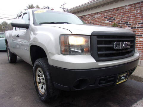 2007 GMC Sierra 1500 for sale at Certified Motorcars LLC in Franklin NH