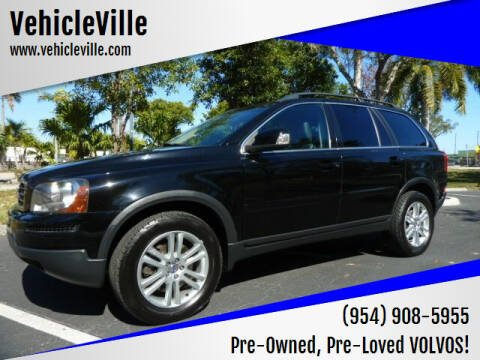 2010 Volvo XC90 for sale at VehicleVille in Fort Lauderdale FL