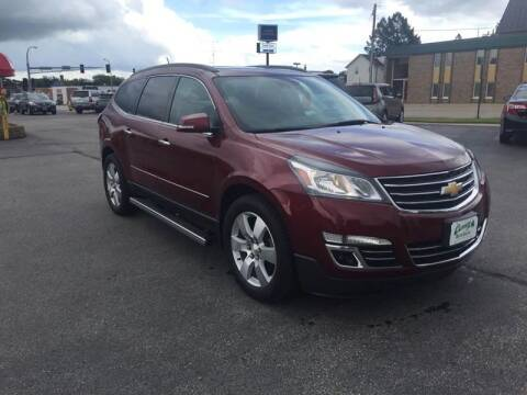 2015 Chevrolet Traverse for sale at Carney Auto Sales in Austin MN