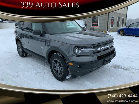 2021 Ford Bronco Sport for sale at 339 Auto Sales in Belpre OH