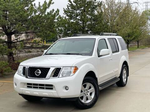 2011 Nissan Pathfinder for sale at A & R Auto Sale in Sterling Heights MI