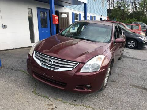 2011 Nissan Altima for sale at Noble PreOwned Auto Sales in Martinsburg WV