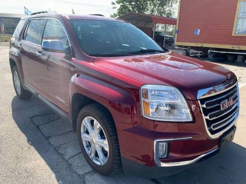 2017 GMC Terrain for sale at JAVY AUTO SALES in Houston TX