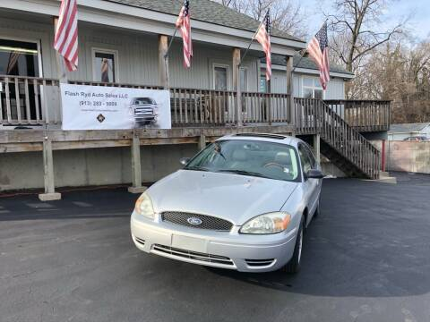 2004 Ford Taurus for sale at Flash Ryd Auto Sales in Kansas City KS