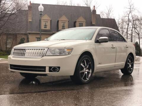 2008 Lincoln MKZ for sale at Five Star Auto Group in North Canton OH