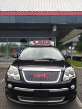 2012 GMC Acadia for sale at Carz Unlimited in Richmond VA