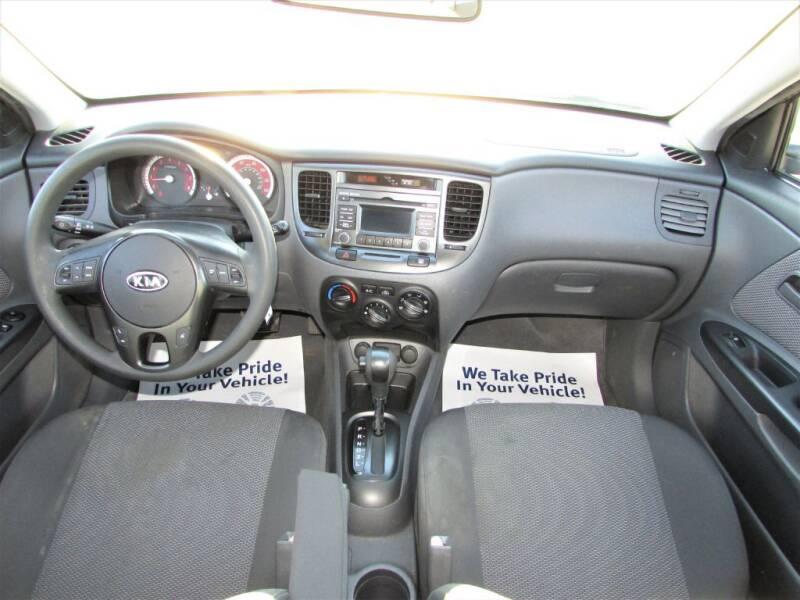 2011 Kia Rio 4dr Sedan - Delaware OH