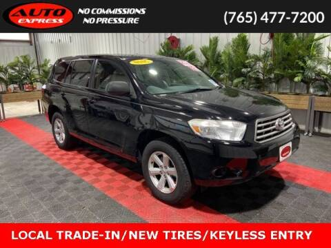 2010 Toyota Highlander for sale at Auto Express in Lafayette IN