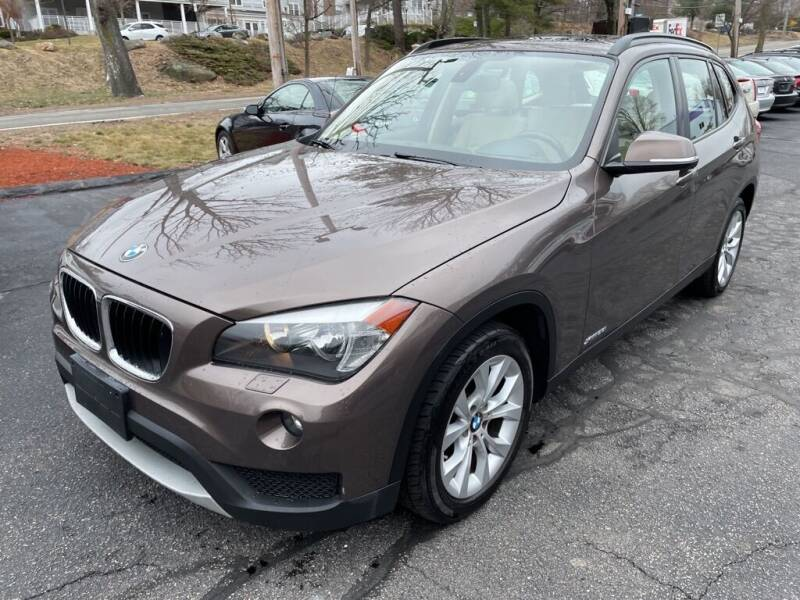 2013 BMW X1 for sale at Premier Automart in Milford MA