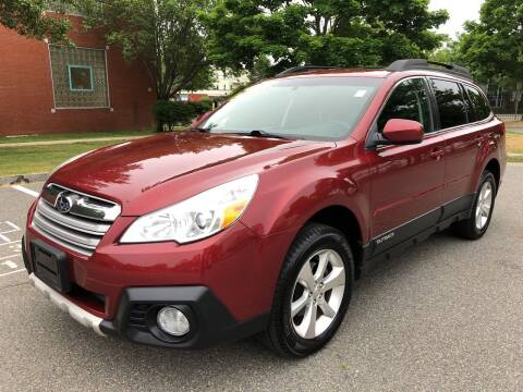 2014 Subaru Outback for sale at Commercial Street Auto Sales in Lynn MA