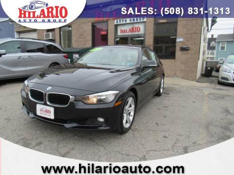 2013 BMW 3 Series for sale at Hilario's Auto Sales in Worcester MA