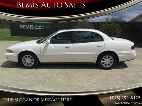 2003 Buick LeSabre for sale at Bemis Auto Sales in Crivitz WI