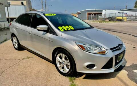 2013 Ford Focus for sale at Island Auto Express in Grand Island NE