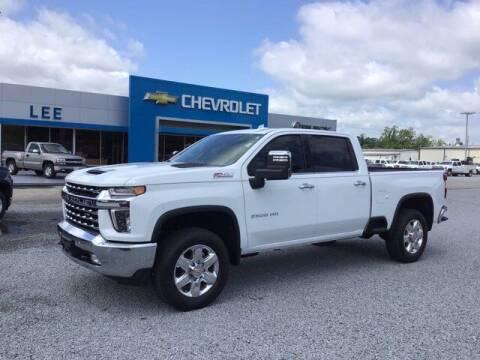 2021 Chevrolet Silverado 2500HD for sale at LEE CHEVROLET PONTIAC BUICK in Washington NC