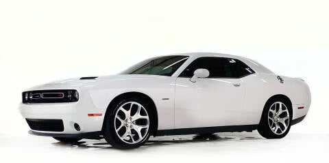 2016 Dodge Challenger for sale at Houston Auto Credit in Houston TX