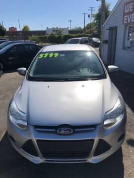 2013 Ford Focus for sale at Al's Linc Merc Inc. in Garden City MI