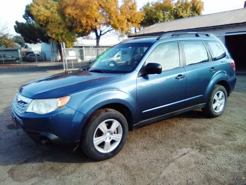 2011 Subaru Forester for sale at Larry's Auto Sales Inc. in Fresno CA