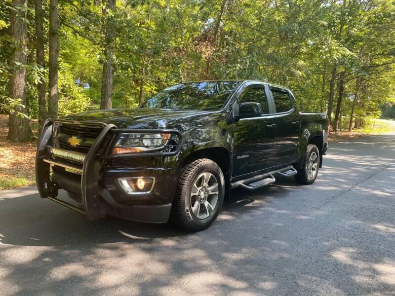 2016 Chevrolet Colorado for sale at US 1 Auto Sales in Graniteville SC