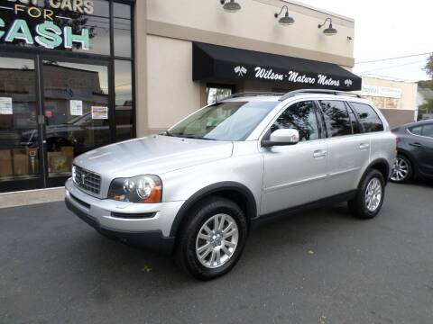 2008 Volvo XC90 for sale at Wilson-Maturo Motors in New Haven Ct CT