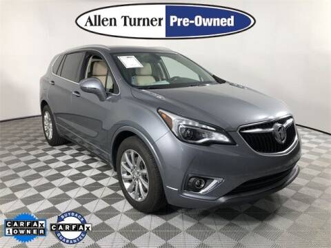 2020 Buick Envision for sale at Allen Turner Hyundai in Pensacola FL