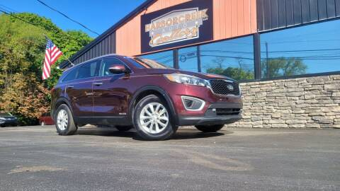 2017 Kia Sorento for sale at Harborcreek Auto Gallery in Harborcreek PA