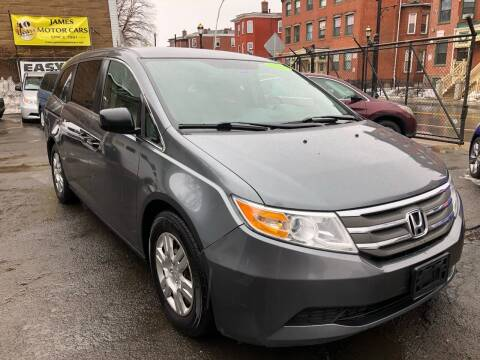 2011 Honda Odyssey for sale at James Motor Cars in Hartford CT