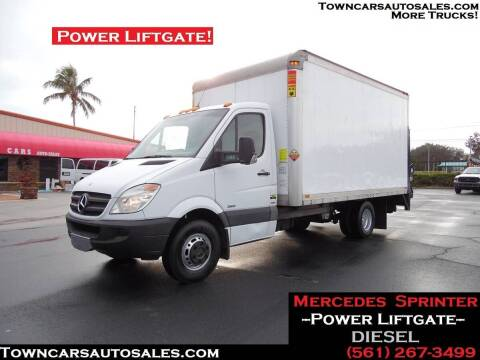 2011 Mercedes-Benz Sprinter Cab Chassis for sale at Town Cars Auto Sales in West Palm Beach FL