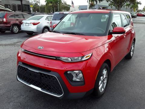 2020 Kia Soul for sale at YOUR BEST DRIVE in Oakland Park FL
