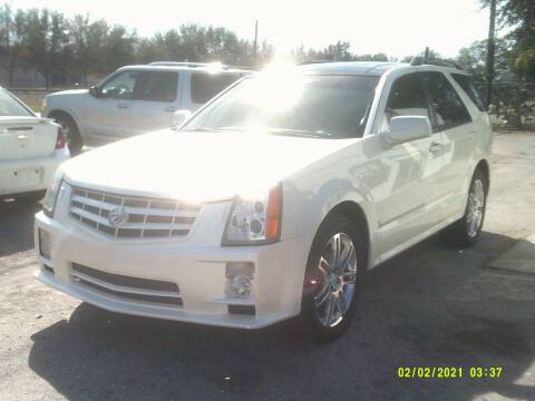 2008 Cadillac SRX for sale at ROYAL MOTOR SALES LLC in Dover FL