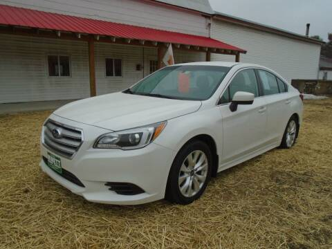 2015 Subaru Legacy for sale at Wimett Trading Company in Leicester VT