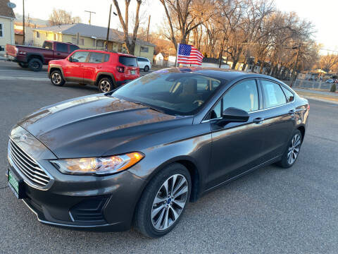 2019 Ford Fusion for sale at SOLIS AUTO SALES INC in Elko NV
