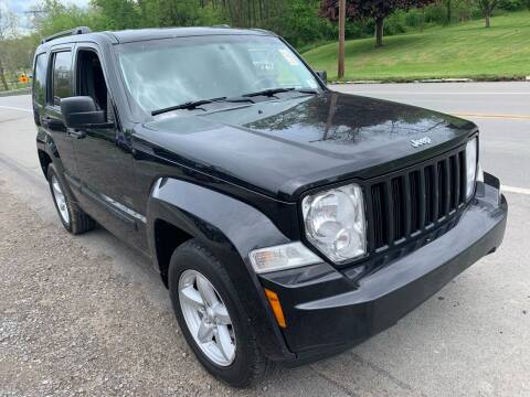 2009 Jeep Liberty for sale at Trocci's Auto Sales in West Pittsburg PA