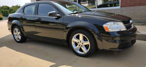 2013 Dodge Avenger for sale at Auto Wholesalers in Saint Louis MO
