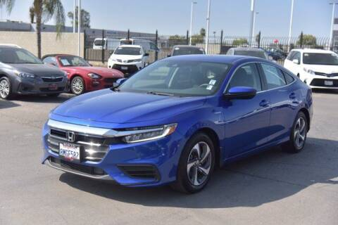 2019 Honda Insight for sale at Choice Motors in Merced CA